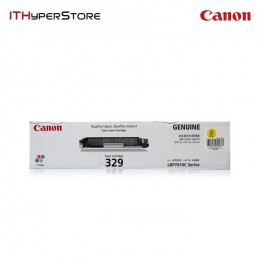 CANON TONER CARTRIDGE 329 - YELLOW